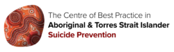 Logo for Centre of Best Practice in Aboriginal and Torres Strait Islander Suicide Prevention